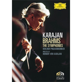 ヘルベルト・フォン・カラヤン - ブラームス:交響曲全集