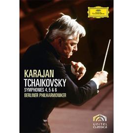 ヘルベルト・フォン・カラヤン - チャイコフスキー:後期交響曲集