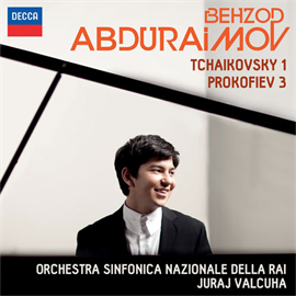 ベフゾド・アブドゥライモフ - プロコフィエフ:ピアノ協奏曲第3番、チャイコフスキー:ピアノ協奏曲第1番 他