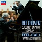 ベートーヴェン:ピアノ協奏曲第5番《皇帝》、ピアノ・ソナタ第32番