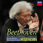 小澤征爾 - ベートーヴェン:交響曲第5番《運命》 他