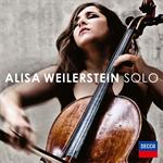 アリサ・ワイラースタイン - ソロ~無伴奏チェロのための作品集
