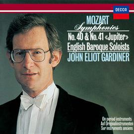 ジョン・エリオット・ガーディナー - モーツァルト:交響曲第40番&第41番《ジュピター》