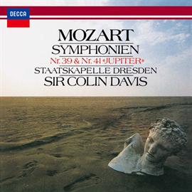 サー・コリン・デイヴィス - モーツァルト:交響曲第39番&第41番《ジュピター》