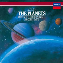 サー・コリン・デイヴィス - ホルスト:組曲《惑星》