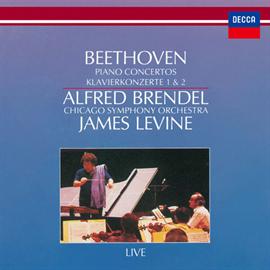 アルフレッド・ブレンデル - ベートーヴェン:ピアノ協奏曲第1番&第2番