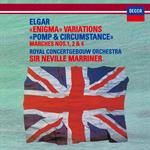 エルガー:エニグマ変奏曲、行進曲《威風堂々》第1番、第2番&第4番