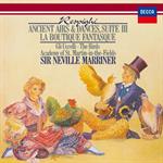 レスピーギ:リュートのための古風な舞曲とアリア第3組曲、組曲《鳥》、バレエ《風変わりな店》組曲