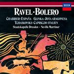 ラヴェル:ボレロ、チャイコフスキー:イタリア奇想曲、他
