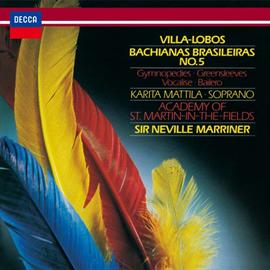 サー・ネヴィル・マリナー - ジムノペディ、ブラジル風バッハ ~ノスタルジック・コンサート