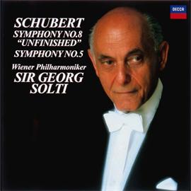 サー・ゲオルク・ショルティ - シューベルト:交響曲第5番&第8番《未完成》