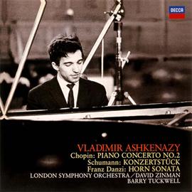 ヴラディーミル・アシュケナージ - ショパン:ピアノ協奏曲第2番、他