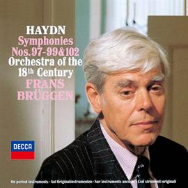 フランス・ブリュッヘン - ハイドン:交響曲第97番、第98番、第99番、第102番