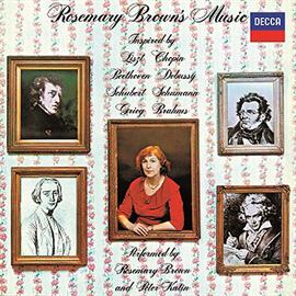 ローズマリー・ブラウン - ローズマリーの霊感~詩的で超常的な調べ