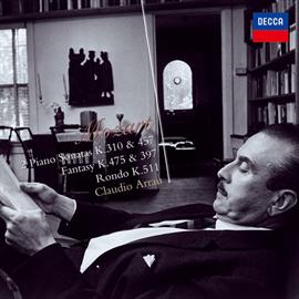 クラウディオ・アラウ - モーツァルト:ピアノ・ソナタ第8番・第14番 他