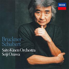小澤征爾 - シューベルト:交響曲第9番《ザ・グレイト》、ブルックナー:交響曲第7番