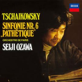 小澤征爾 - チャイコフスキー:交響曲第6番《悲愴》、《くるみ割り人形》《眠りの森の美女》組曲