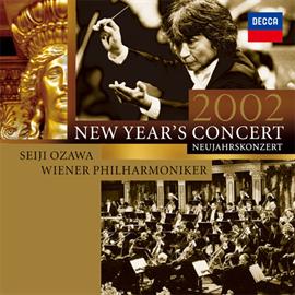 小澤征爾 - ニューイヤー・コンサート2002