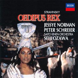 小澤征爾 - ストラヴィンスキー:バレエ《春の祭典》、オペラ=オラトリオ《エディプス王》 他