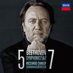 ベートーヴェン:交響曲 第5番《運命》・第7番