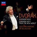 ドヴォルザーク:交響曲 第8番・第9番《新世界より》