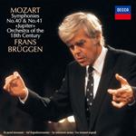 フランス・ブリュッヘン - モーツァルト:交響曲 第40番・第41番