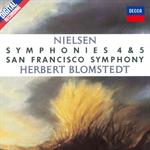 ヘルベルト・ブロムシュテット - ニールセン:交響曲 第4番《不滅》・第5番