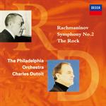 シャルル・デュトワ - ラフマニノフ:交響曲 第2番、幻想曲《岩》