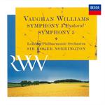サー・ロジャー・ノリントン - ヴォーン・ウィリアムズ:交響曲 第5番・田園交響曲(第3番)