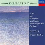 シャルル・デュトワ - ドビュッシー:交響詩《海》、バレエ《遊戯》、交響的断章《聖セバスティアンの殉教》、牧神の午後への前奏曲