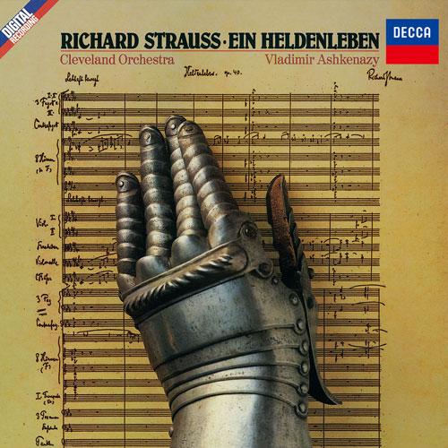 R.シュトラウス:交響詩《英雄の生涯》、交響詩《死と変容 ...