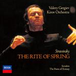 ストラヴィンスキー:バレエ《春の祭典》/スクリャービン:交響曲第4番《法悦の詩》