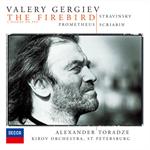ストラヴィンスキー:バレエ《火の鳥》/スクリャービン:交響曲 第5番《プロメテウス―火の詩》