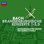 リッカルド・シャイー - J.S.バッハ: ブランデンブルク協奏曲 第1番-第3番・第5番