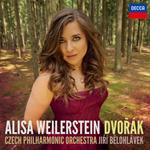 アリサ・ワイラースタイン - ドヴォルザーク:チェロ協奏曲