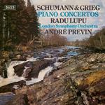 ラドゥ・ルプー - グリーグ&シューマン:ピアノ協奏曲