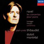 ラヴェル: ピアノ協奏曲集/オネゲル&フランセ: コンチェルティーノ