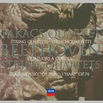 タカーチ弦楽四重奏団 - ベートーヴェン: 弦楽四重奏曲 第7番《ラズモフスキー第1番》・第10番《ハープ》