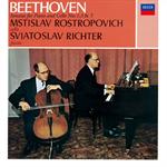 ムスティスラフ・ロストロポーヴィチ - ベートーヴェン: チェロ・ソナタ 第1番・第3番・第5番