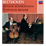 ベートーヴェン: チェロ・ソナタ 第1番・第3番・第5番