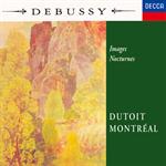 ドビュッシー:管弦楽のための《映像》、夜想曲