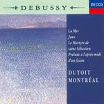 ドビュッシー:交響詩《海》、バレエ《遊戯》、交響的断章《聖セバスティアンの殉教》、他