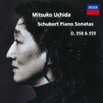 内田光子 - シューベルト:ピアノ・ソナタ第19番・20番