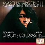 チャイコフスキー:ピアノ協奏曲 第1番/ラフマニノフ:ピアノ協奏曲 第3番