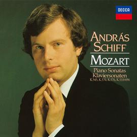 アンドラーシュ・シフ - モーツァルト:ピアノ・ソナタ集Vol.5