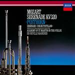 モーツァルト:セレナード第8番&第9番《ポストホルン》