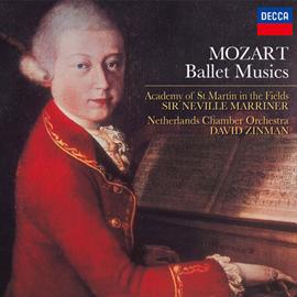 サー・ネヴィル・マリナー - モーツァルト:バレエ音楽集