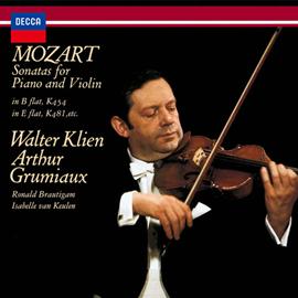 アルテュール・グリュミオー - モーツァルト:ヴァイオリン・ソナタ集 Vol.4