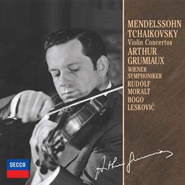 アルテュール・グリュミオー - メンデルスゾーン&チャイコフスキー:ヴァイオリン協奏曲(モノラル録音)
