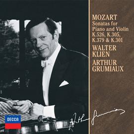 アルテュール・グリュミオー - モーツァルト:ヴァイオリン・ソナタ第25番・第29番・第35番・第42番